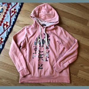 NorthFace Hooded Sweatshirt